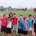 2014.07.06(日) SWAC横浜キッズ・ジュニア教室~第153回目~