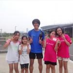2014.07.24(木) SWAC横浜キッズ・ジュニア教室~第158回目~