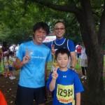 2014.08.17(日) 第402回 よこはま月例マラソン出場!