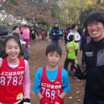 2014.11.16(日) 第405回 よこはま月例マラソン出場!