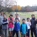 2014.11.30(日) SWAC横浜キッズ・ジュニア教室~第187回目~