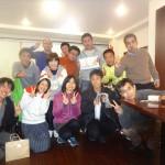 2014.12.20(土) SWAC横浜 年末観光ラン&懇親会