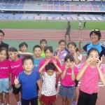 2015.08.23(日) SWAC横浜キッズ・ジュニア 1日練習会