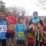 2015.11.15(日) 第417回 よこはま月例マラソン出場!