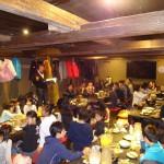 2015.12.20(日) SWAC横浜キッズ・ジュニア 年末懇親会