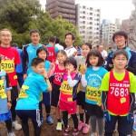 2016.02.21(日) 第420回 よこはま月例マラソン出場!