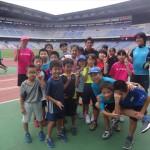 2016.08.28(日) SWAC横浜キッズ・ジュニア 1日練習会2016
