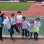 2016.10.29(土) 第30回 S&B杯ちびっ子健康マラソン(東京大会)出場!