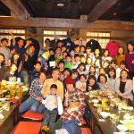 2017.03.19(日) SWAC横浜キッズ・ジュニア 年度末懇親会(進級&卒業祝い)