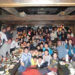 2018.03.18(日) SWAC横浜キッズ・ジュニア 年度末懇親会(進級&卒業祝い)
